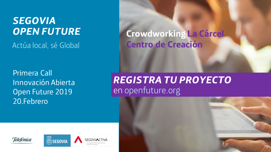 2019-02-19 Open Future SEGOVIA
